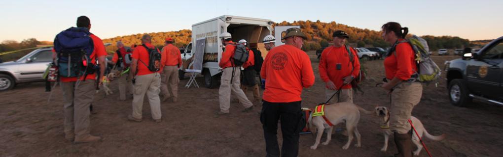 The team arrives back in base camp